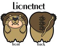 Lionetnet  小獅叻叻(男仔)