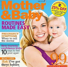 i'm featured in Mother & Baby magazine