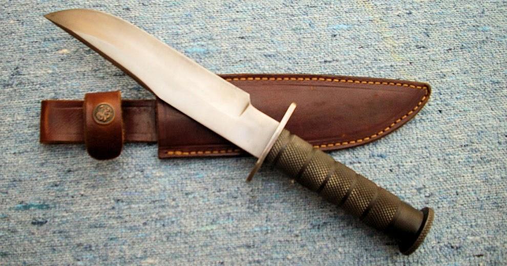 Baco tacticos cuchillos cuchillo de gendarmer a nacional for Clases de cuchillos de mesa
