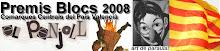 bloc FINALISTA als Premis Blocs 2008