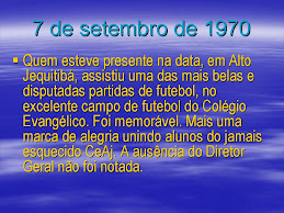 7 de Setembro de 1970