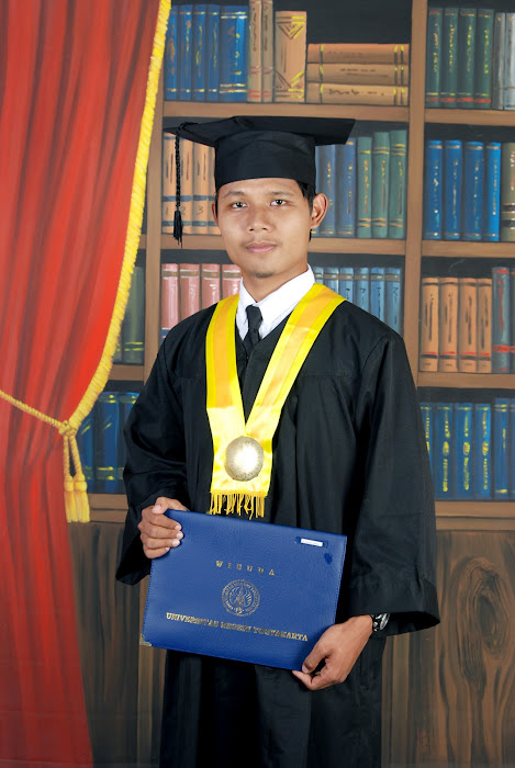 Wisuda Wilian Dalton, S. Pd. Jas.