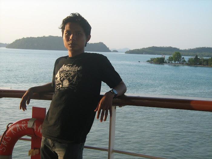 Wilian Dalton di Lampung