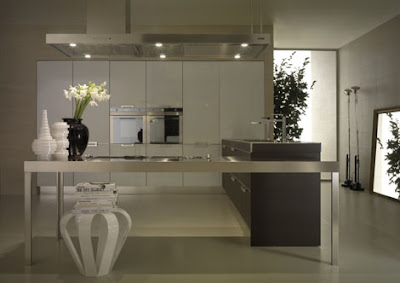 Modern Kitchen on Best Contemporary Kitchen Design Tips   Latest Cabinet Design