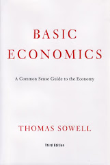 Basic Economics by Thomas Sowell, 3rd Ed.