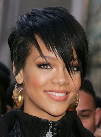 hairstyle photo gallery. black
