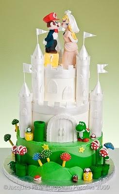 It 39 S A Beautiful Life Mario Wedding Cakes