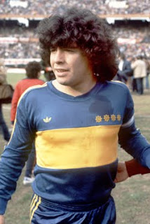 UNBEKANNT_87: Boca Juniors 1981 / Titular - Home / Usada ...