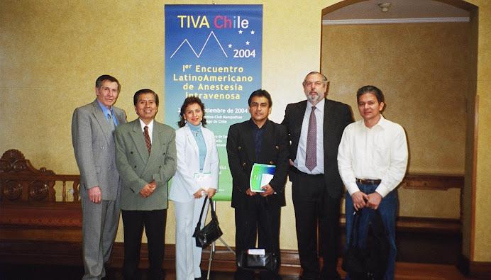 TIVA CHILE - PRIMER ENCUENTRO LATINOAMERICANO