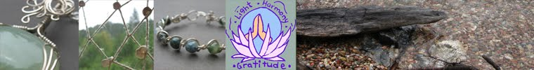 Light Harmony Gratitude - Natural, Unique, Handmade Toys and Gifts for Life!