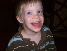 Lucas' smile