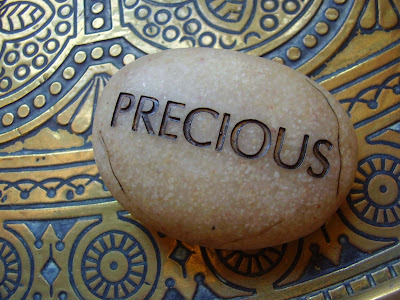 precious pebble photo by ruthie