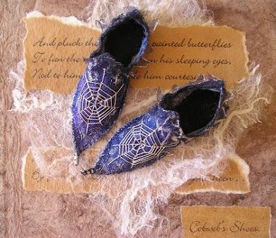 annette emms faerie feet