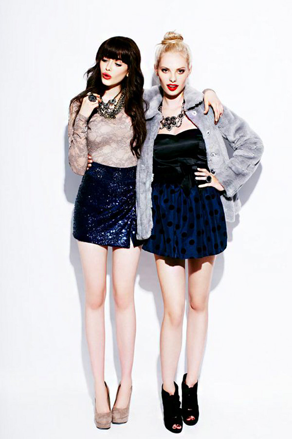 Fashion Design for Beginners: Forever 21 Holiday 2010