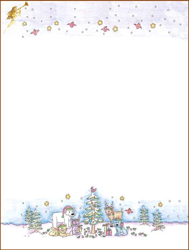Witty image inside free christmas stationary printable
