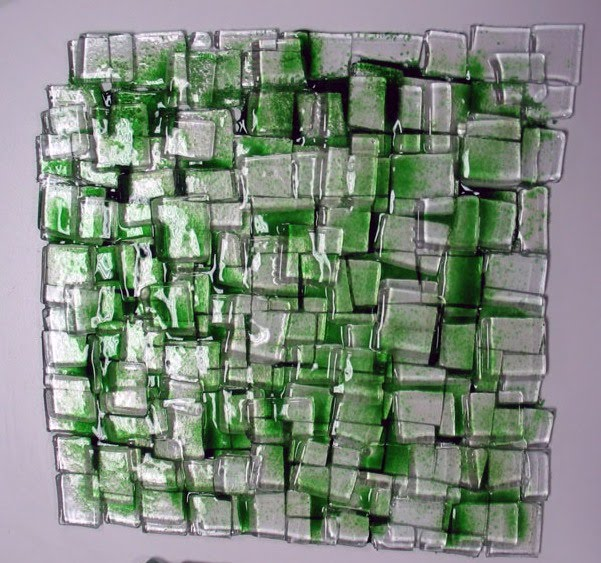 Sticks N Stones Upcycled Recycled Glass