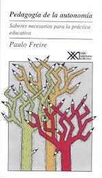 Pedagogía de la Autonómia. Paulo Freire (libro)