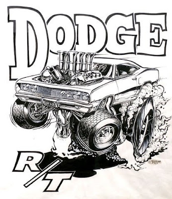 A Different Drummer Tales Of The Rat Fink Ed Big Daddy Roth Rat Fink Coloring Pages