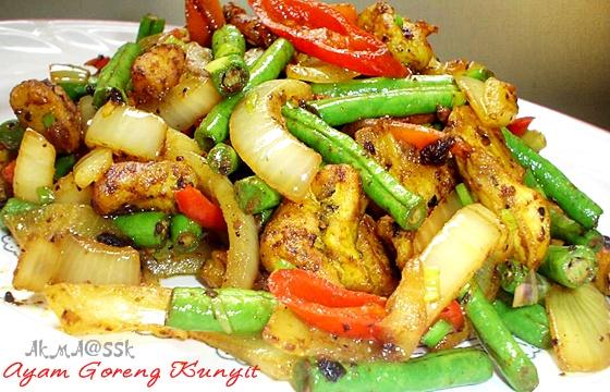 Image Result For Resepi Ayam Goreng Kunyita