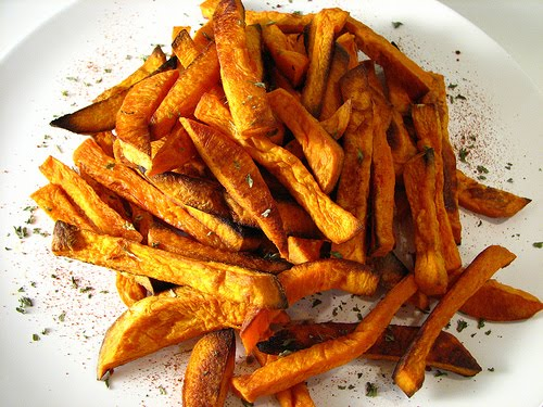 Low fat sweet potatoe recipes