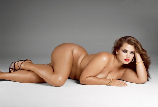 Модели размера плюс порно