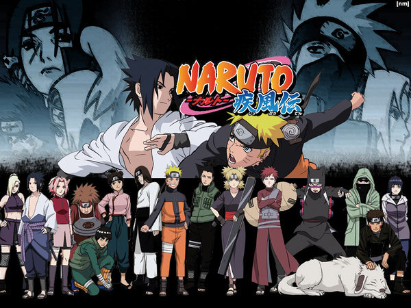 Naruto 527 The Secrets to Each Other Across