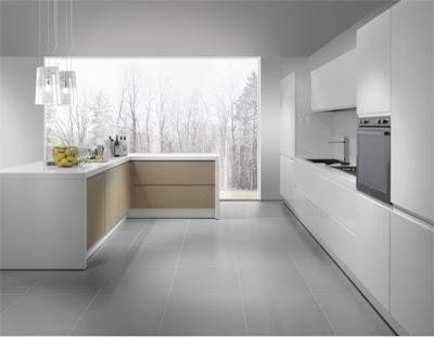 Favorite Modern Kitchen Wooden Furniture-9