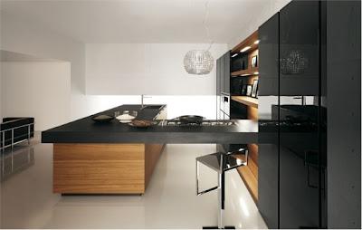 Favorite Modern Kitchen Wooden Furniture-5
