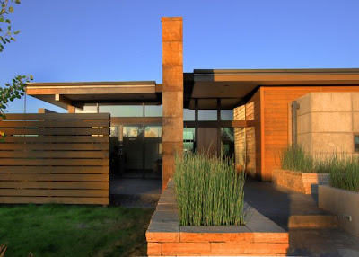 The Garren Residence In Bend Oregon By Pique Architects