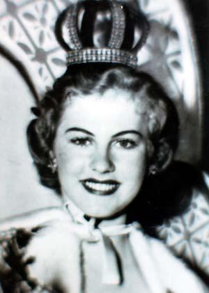 Armi Kuusela Miss Universe 1952Armi Kuusela
