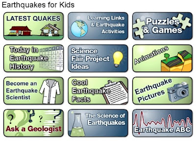 Earthquake Facts For Kids