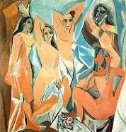 """9.- """"Las señoritas de Avignon"""""""