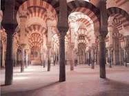 3.- Mezquita de Córdoba.
