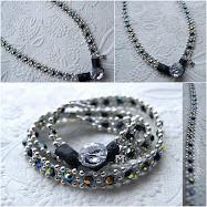 Tenntråds- Halsband