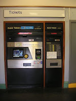 london tube ticket machine picture