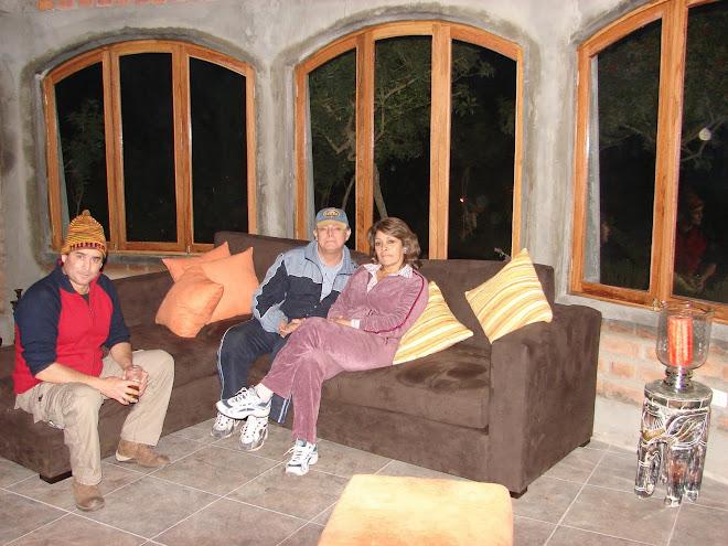 Humanizacion ET Oriental via Holograma miren detraz nuestro las ventanas 7/10/2007