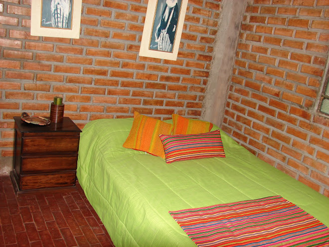 Habitaciones Shambala Santa Rita dic/2009