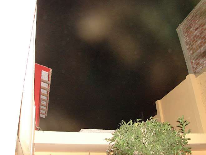 Fortmacion de Nave ET OVNI Inteligente Huacho 27/12/2009