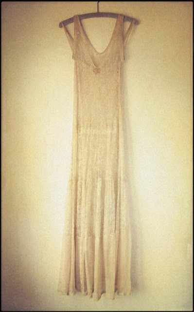 Vintage 1930 39s Wedding Dress Let 39s face it there is just something so