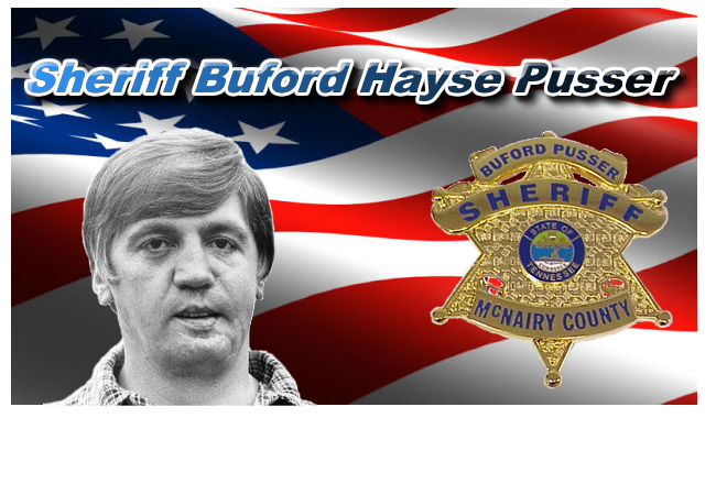 Sheriff Buford Hayse Pusser, A comprehensive site to this American Hero