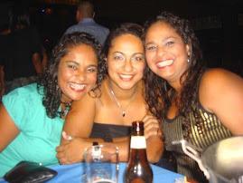 Eu e minhas irmãs ...