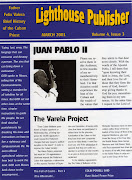 Lighthouse Publisher Press Files: MARCH 2001