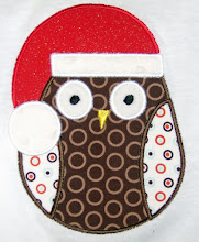 Christmas Owl