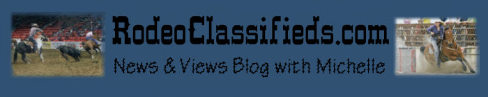 RodeoClassifieds.com Blog - Barrel Racing, Team Roping, Rodeo and More