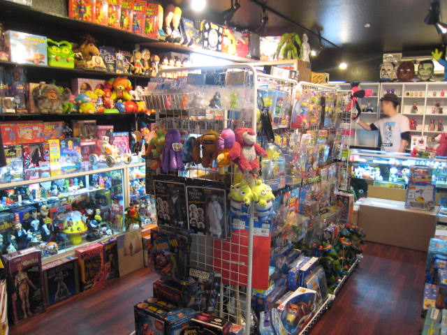 Popsoda is always a fun shop for cool stuff like vintage TMNT, Wacky  Wobblers, Toy Story, and other US toys.