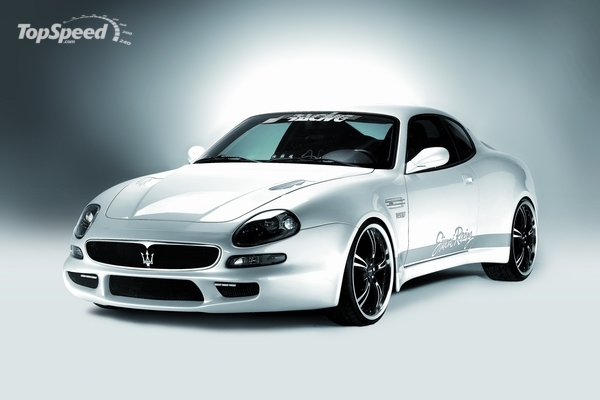 Maserati GT Simoni Edition