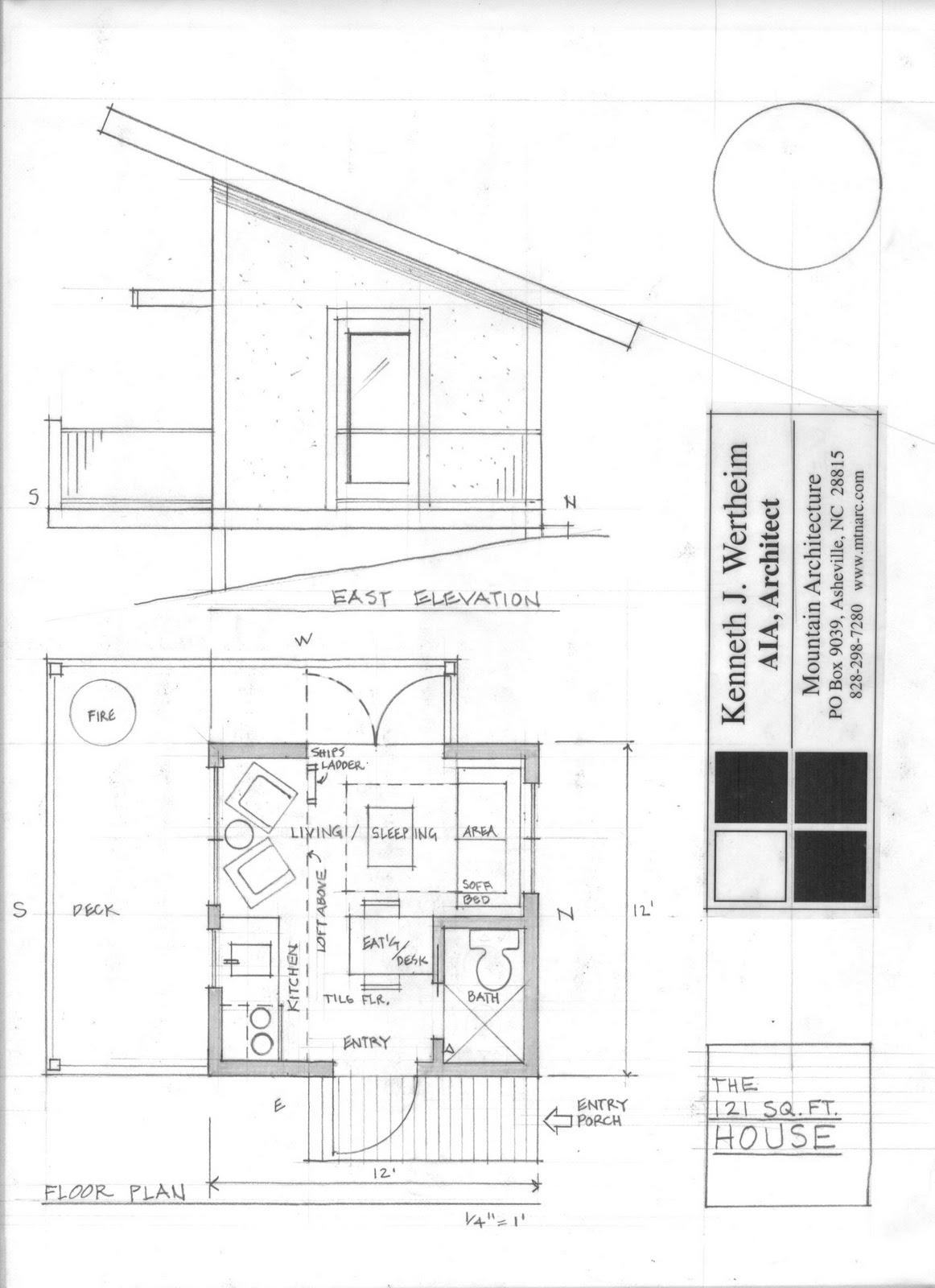 Tiny Houses Design Plans