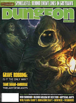 Dungeon Magazine Annual, Vol. 1: A 4th Edition D and D Compilation D and D Supplement