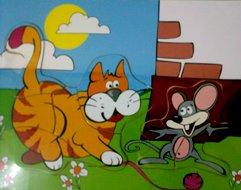 Kucing & Tikus