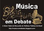 MUSICA EM DEBATE
